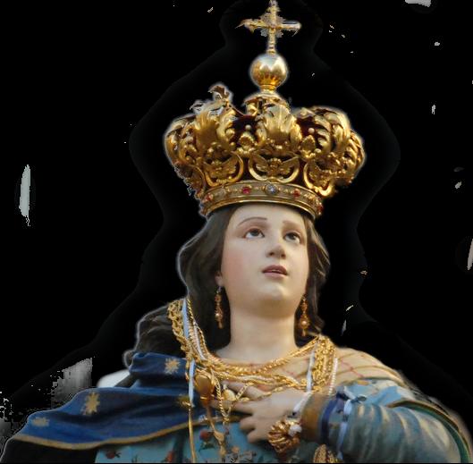 Madonna Immacolata Concezione DIamante